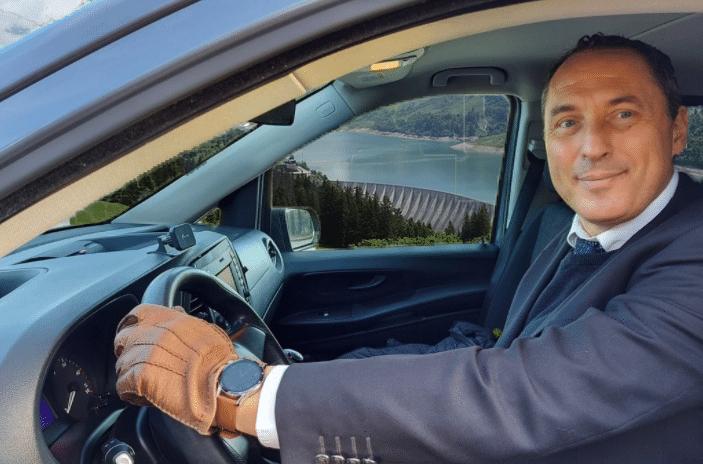 Chauffeur VTC à Orange