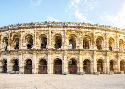 VTC à Arènes de Nîmes