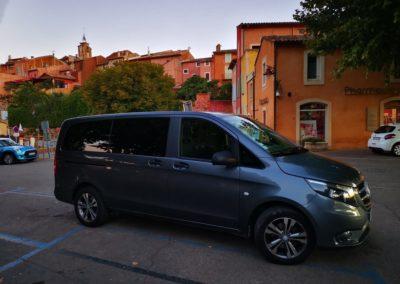 Chauffeur vtc à Luberon